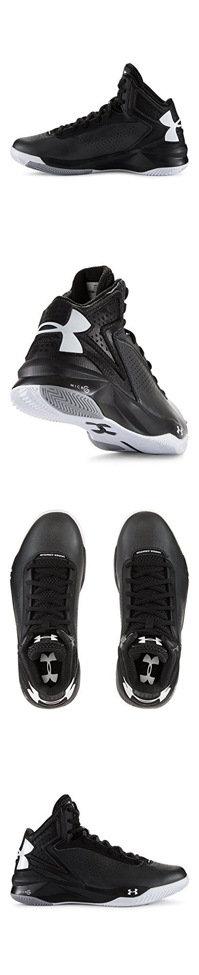 7e2c622c536 Under Armour Women s UA Micro G Torch Basketball Shoes 8.5 Black ...