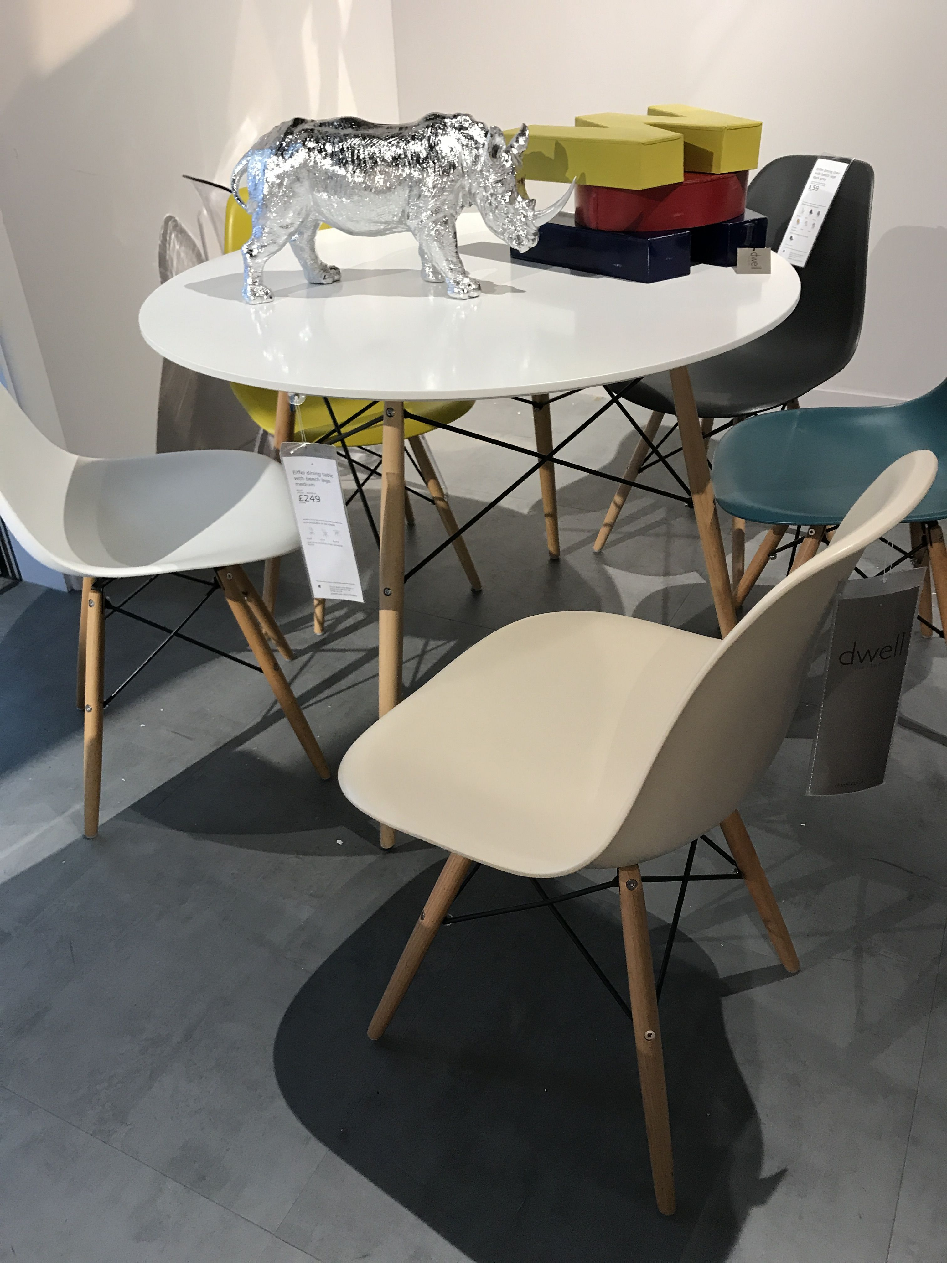 Hush image by sam green dining chairs home decor eames
