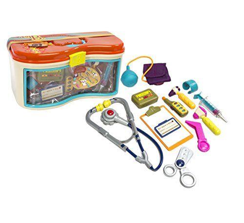 Robot Check Kids Doctor Kit Kid Toys Toddler Boy Gifts