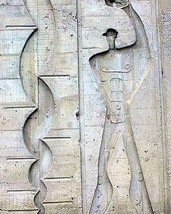 Pourquoi ce nom ?  JAN&RAY est une référence directe à Charles-Édouard Jeanneret plus connu sous le pseudonyme Le Corbusier qui est un architecte et théoricien emblématique du modernisme.  C'est en partie de ce mouvement que le studio puise sa philosophie basée sur ce qu'il considère comme les trois piliers d'une architecture d'intérieur au service de l'Homme et son environnement c'est-à-dire le fonctionnalisme la qualité intrinsèque des matériaux et la finesse des détails.  Crédit photo…
