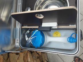 Outdoorküche Camping Car : Mobile camping küchenbox caddy tramper u a outdoorküche