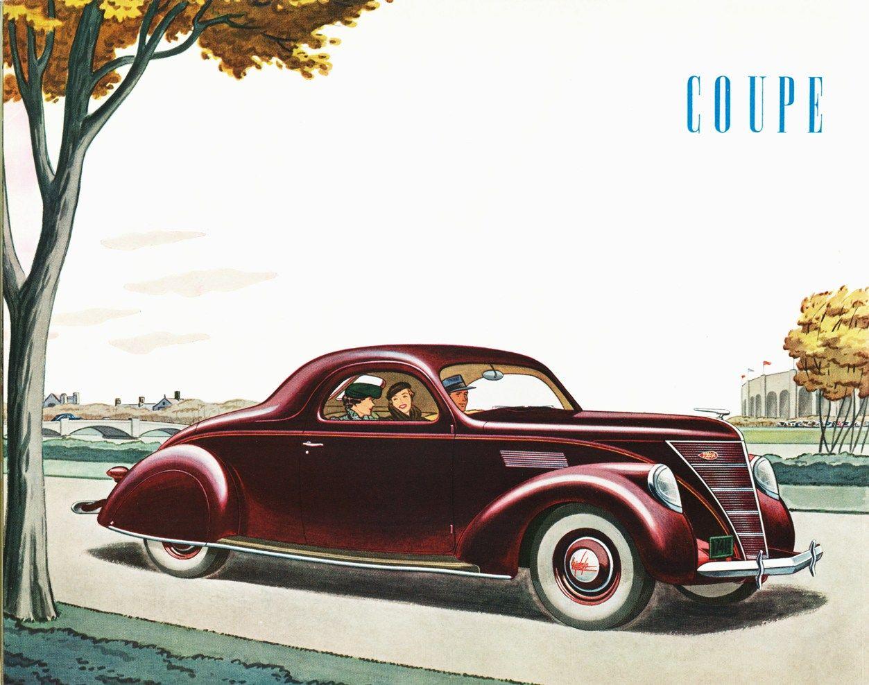 1936 Lincoln Zephyr Milestones Lincoln Zephyr Lincoln Cars