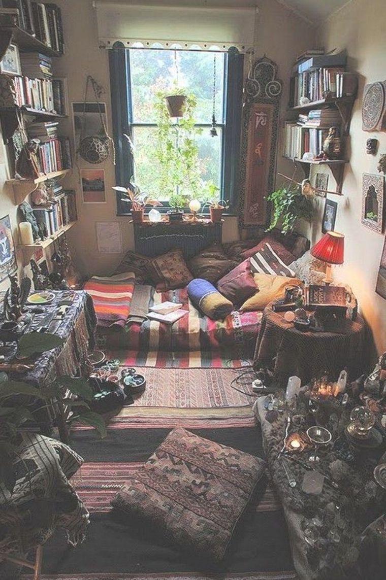 Kreative Hippie Schlafzimmer Dekor Vintage Hippie Zimmer Dekor