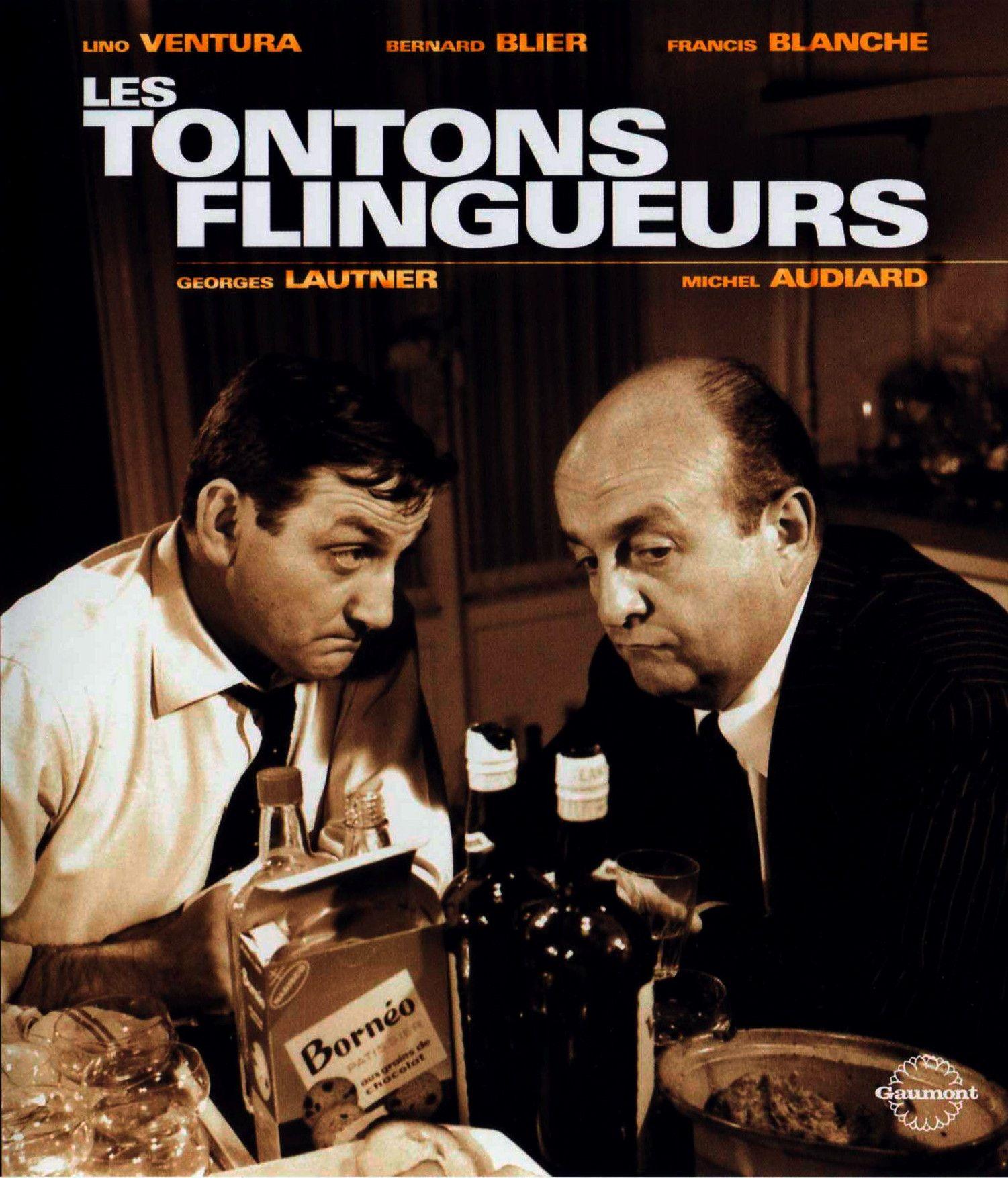 Extrêmement Les Tontons flingueurs est une comédie franco-germano-italienne  ZQ87