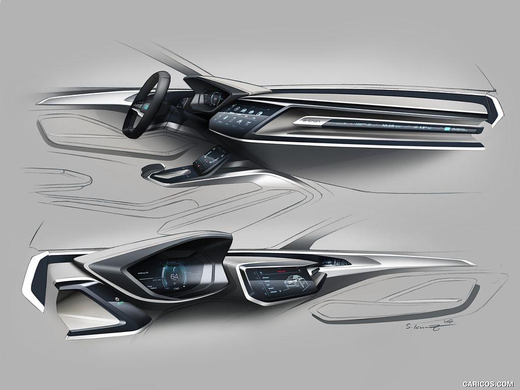 2017 Audi E Tron Sportback Concept Wallpaper Concept Car