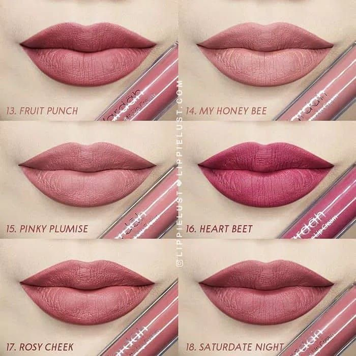 Wardah Exclusive Matte Lip Cream Yang Baruu Dari Wardah Nih Lip