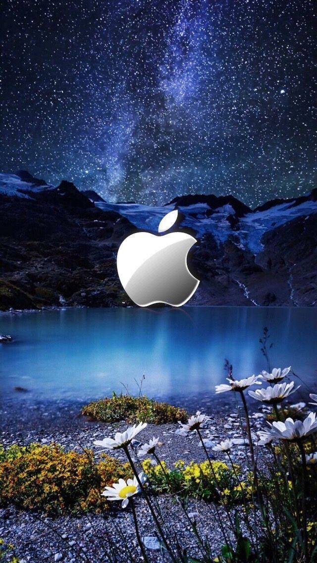 Apple Wallpaper Art Cell Phone Wallpapers Backgrounds Cool Apples Tumblr
