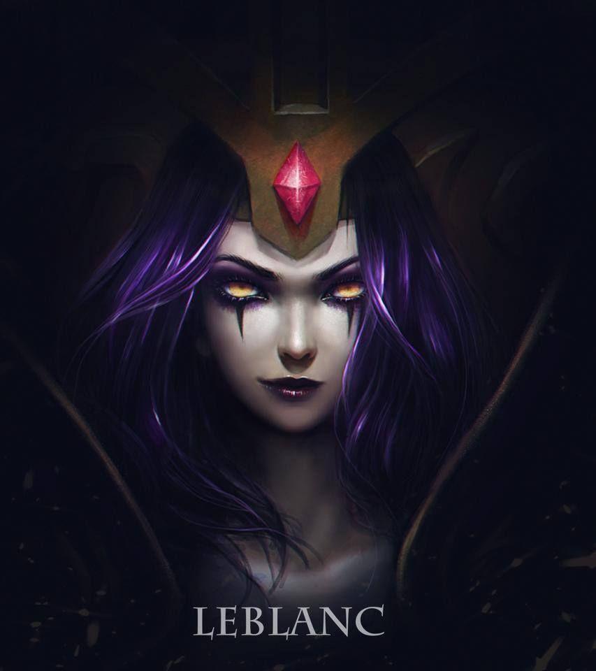 Leblanc League Of Legend