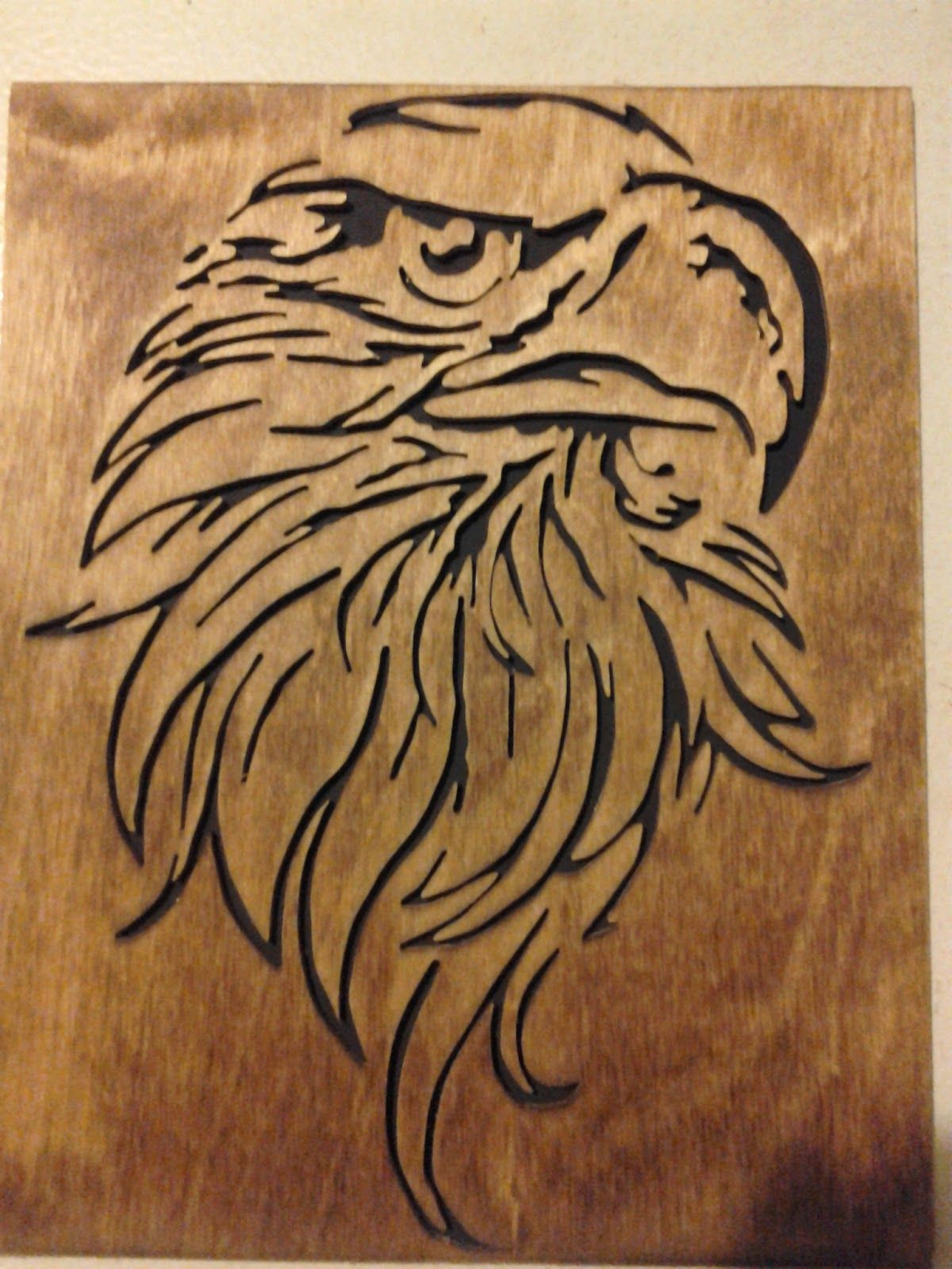 Billy S Woodcrafts Wildlife Eagle Wood Crafts Wood