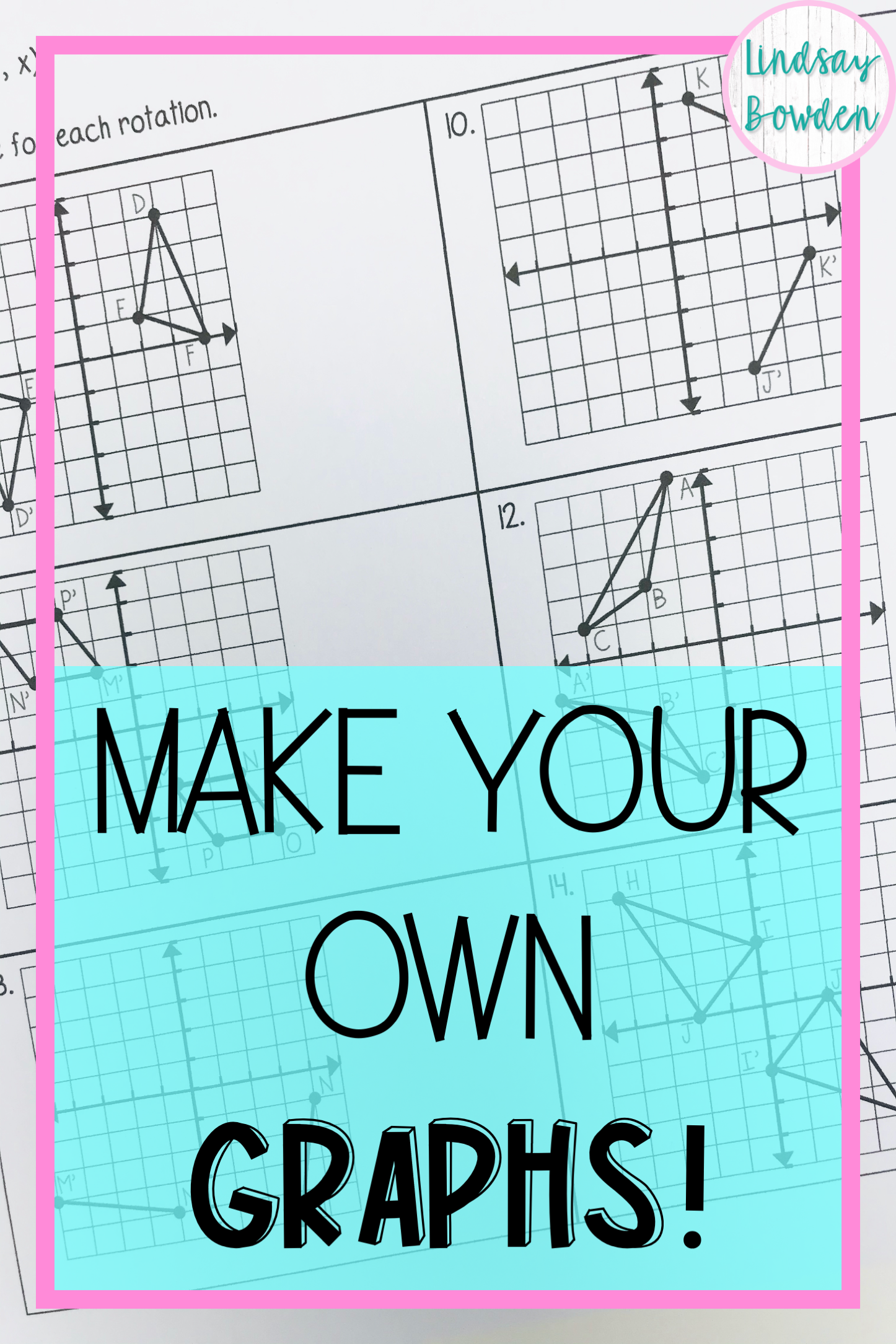 How To Make Your Own Graphs Using Powerpoint
