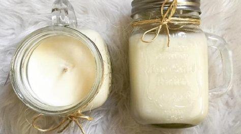 la recette maison pour faire des bougies parfum es naturelles diy noel faire soi meme et. Black Bedroom Furniture Sets. Home Design Ideas