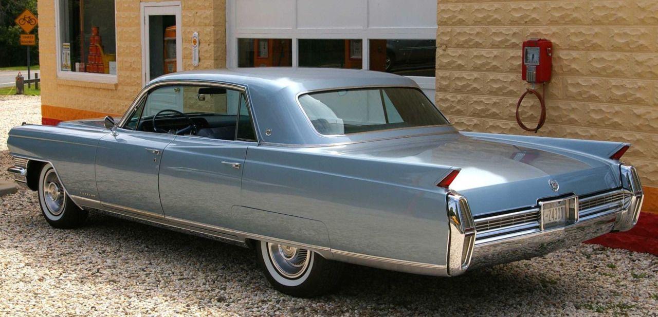 B C F Bae E Fec A on 1966 Cadillac Series 62 Convertible