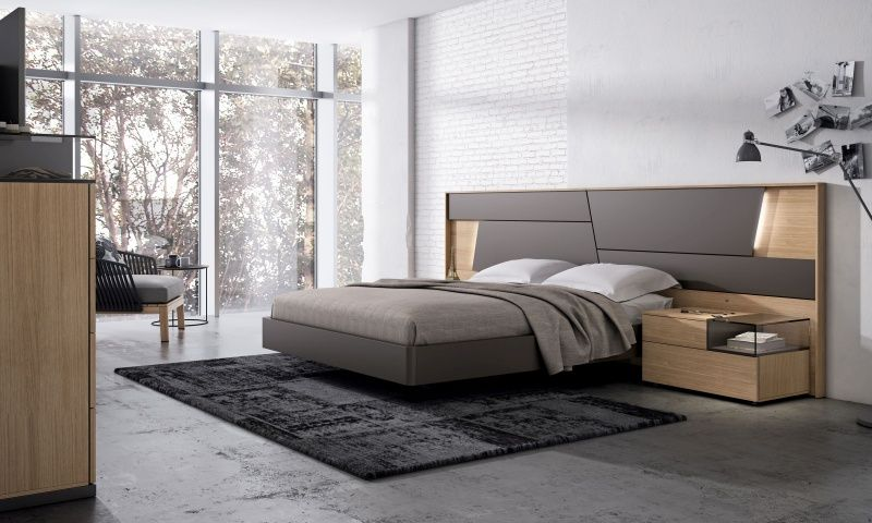 Dormitorios de matrimonio modernos | Muebles Lara | Bedroom ideas ...