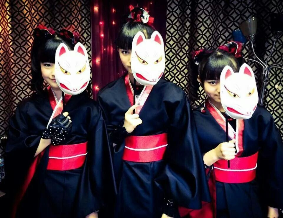 BABYMETAL jpop jmetal kawaii metal ベビーメタル Suzuka Nakamoto
