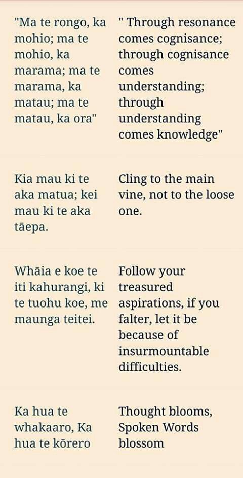 Pin By Rawinia On Quotes With Images Maori Words Maori Songs
