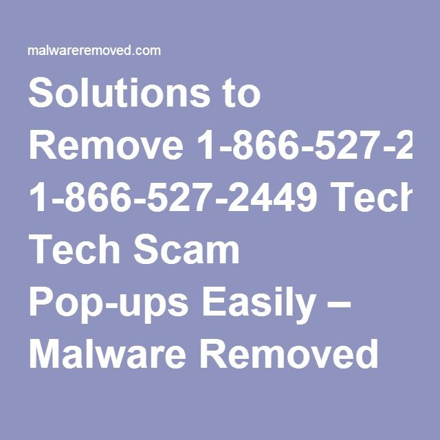 superb 1 800 361 2613 #3: Your First PC Helper: How to Remove 1-800-361-2613 Popup Scam Easily?   How  to REMOVE Computer Virus?   Pinterest   Computer virus