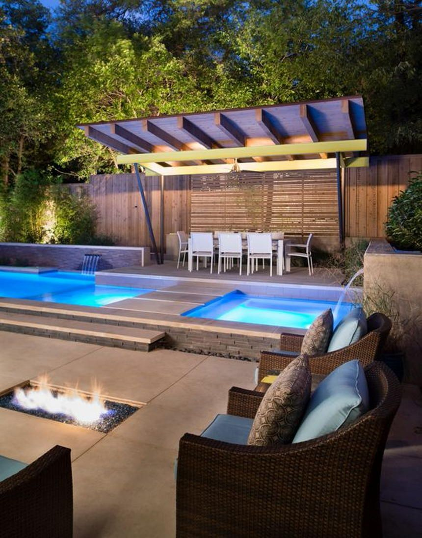 Luxury Ideas For Outdoor Living And Patio Pools Patio Plans