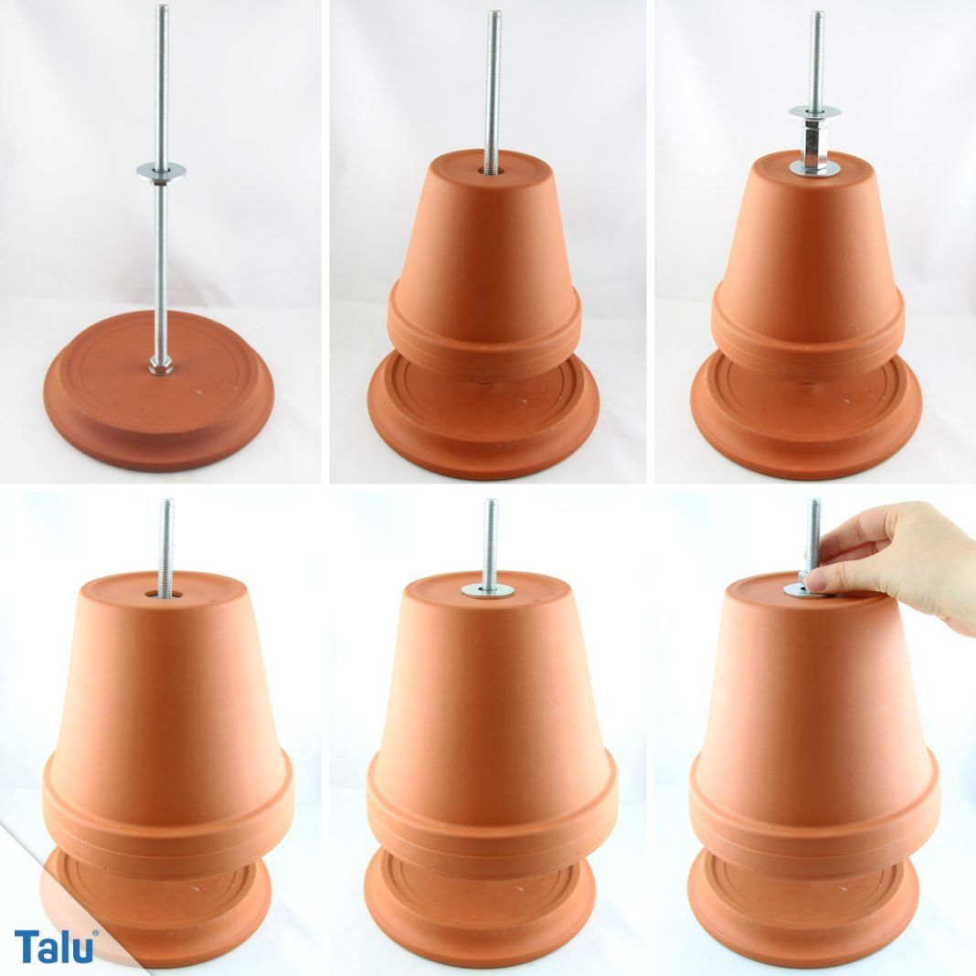 Teelichtheizung Kerzenofen Anleitung Fur Eine Diy Tontopf Heizung Talu De Diy Tontopfe Teelicht Heizung Kerzenheizung