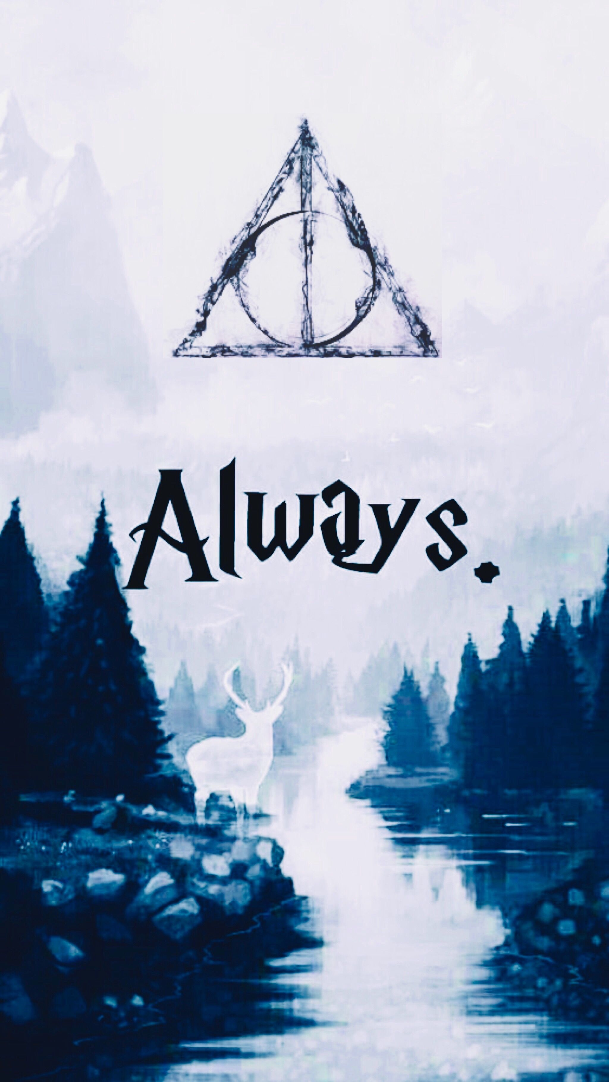 After All This Time Always Harry Potter Mobile Wallpaper Quote Always Harry Potter Harry Potter Artwork Harry Potter Crafts