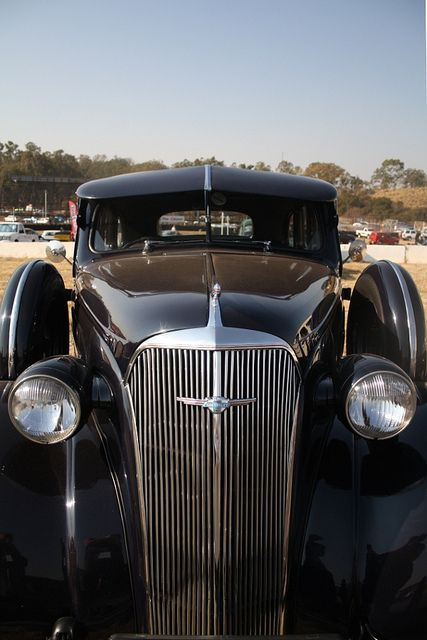 gorgeous old cars