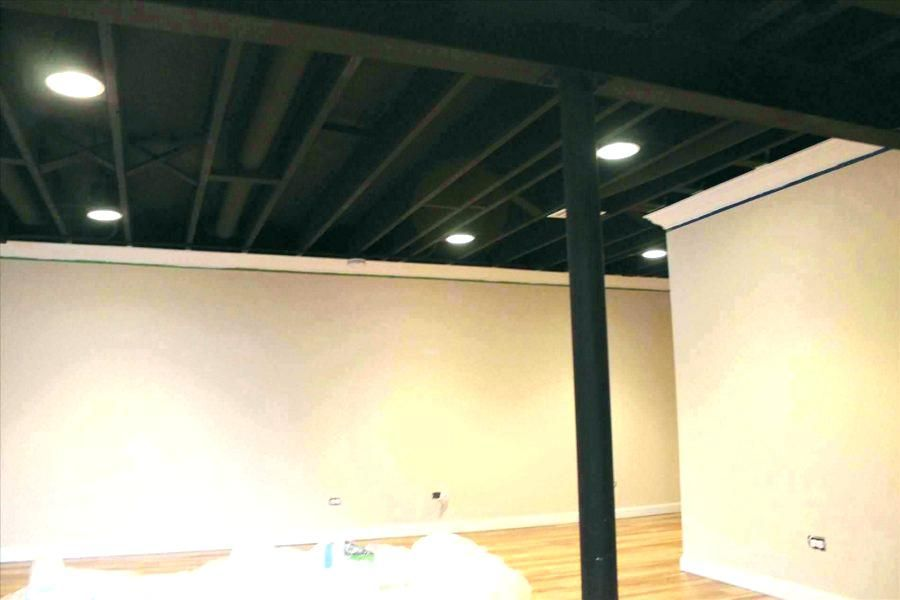 Cost To Paint Ceiling Cost To Paint Ceiling Cost To Paint Ceiling Grid Floridapool Info Basement Ceiling Painted Black Basement Ceiling Basement Ceiling