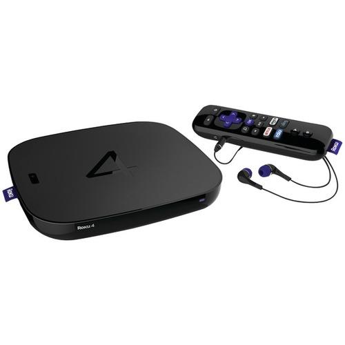 ROKU 4400R Roku(R) 4 Streaming Media Player Apple tv