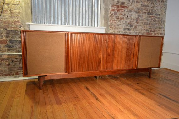 Vintage rca console stereo