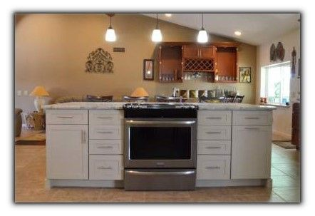 Sun City West Kitchen Remodel 4 Tru Builders Along With The