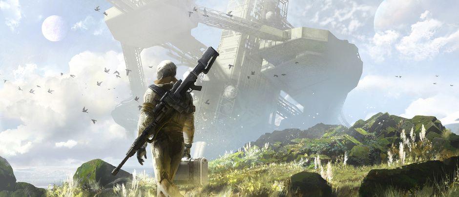 New Land by Lynn Yang | Sci-Fi | 2D | CGSociety