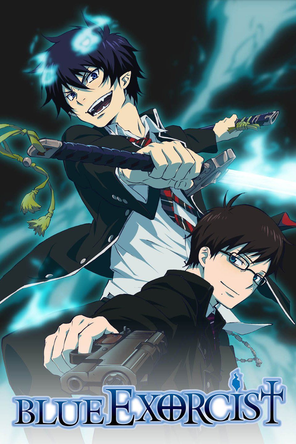Blue Exorcist Blue exorcist anime, Anime shows, Exorcist