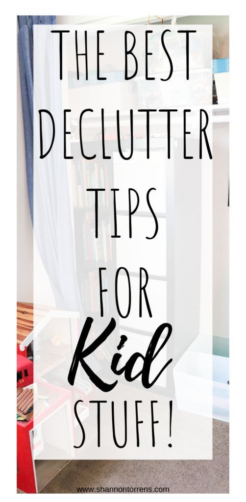 Decluttering your Home with KIDS images