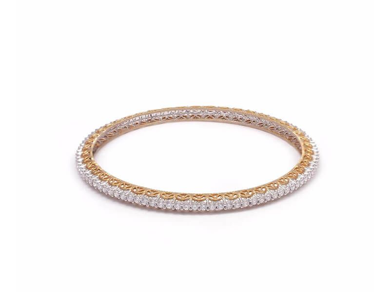 Exclusive Real Diamond Bracelets collection By Heneel From