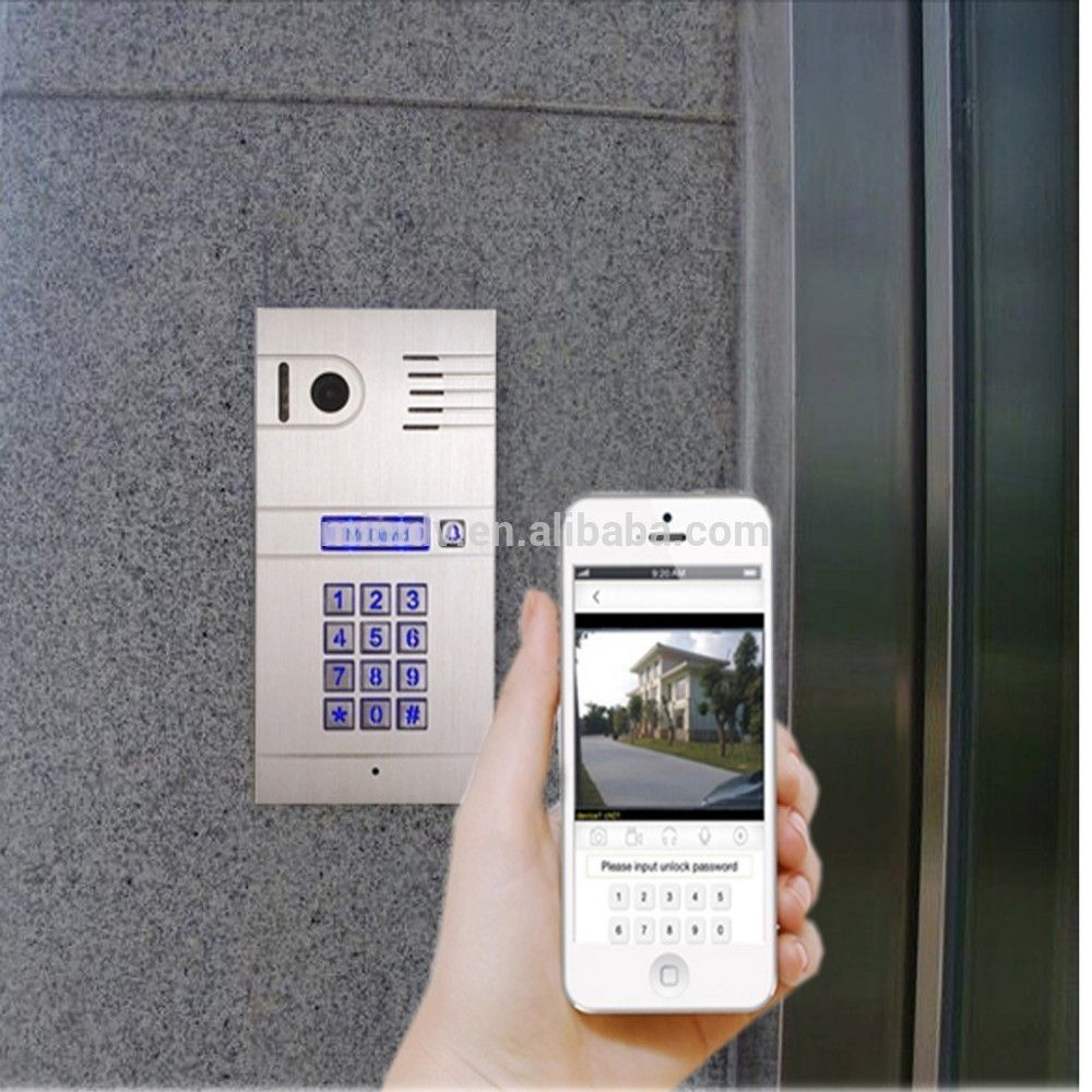 front door intercomFront Door Intercom System  httpthewrightstuffus  Pinterest