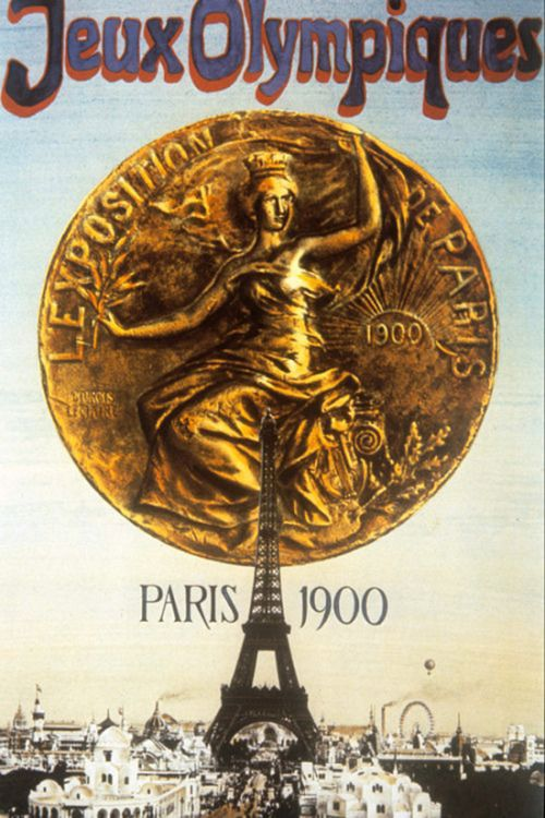 May 20, 1900--The Summer Olympics opened in Paris, France ...