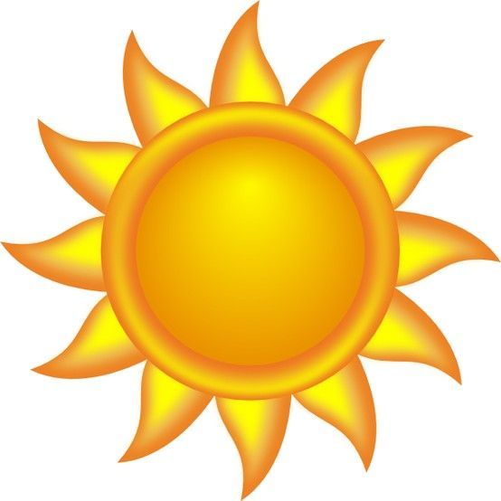 Hace Sol Esta Soleado Sun Clip Art Cartoon Sun Sun Template
