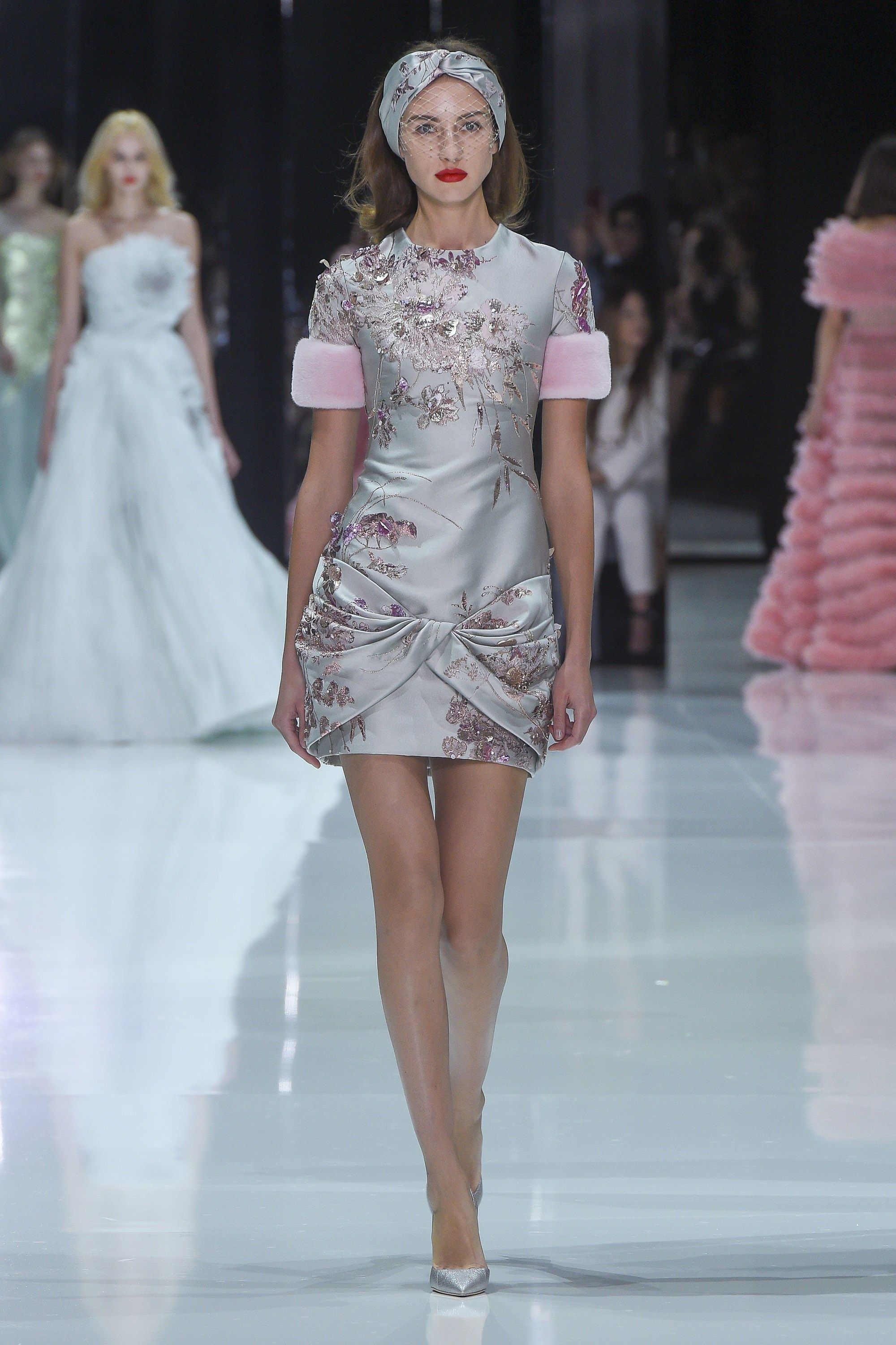 Ralph & Russo Spring 2018 Couture Fashion Show | Couture fashion ...