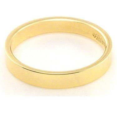 Wellingsale Mens 14k Yellow OR White Gold Solid 8mm CLASSIC FIT Wedding Band Ring