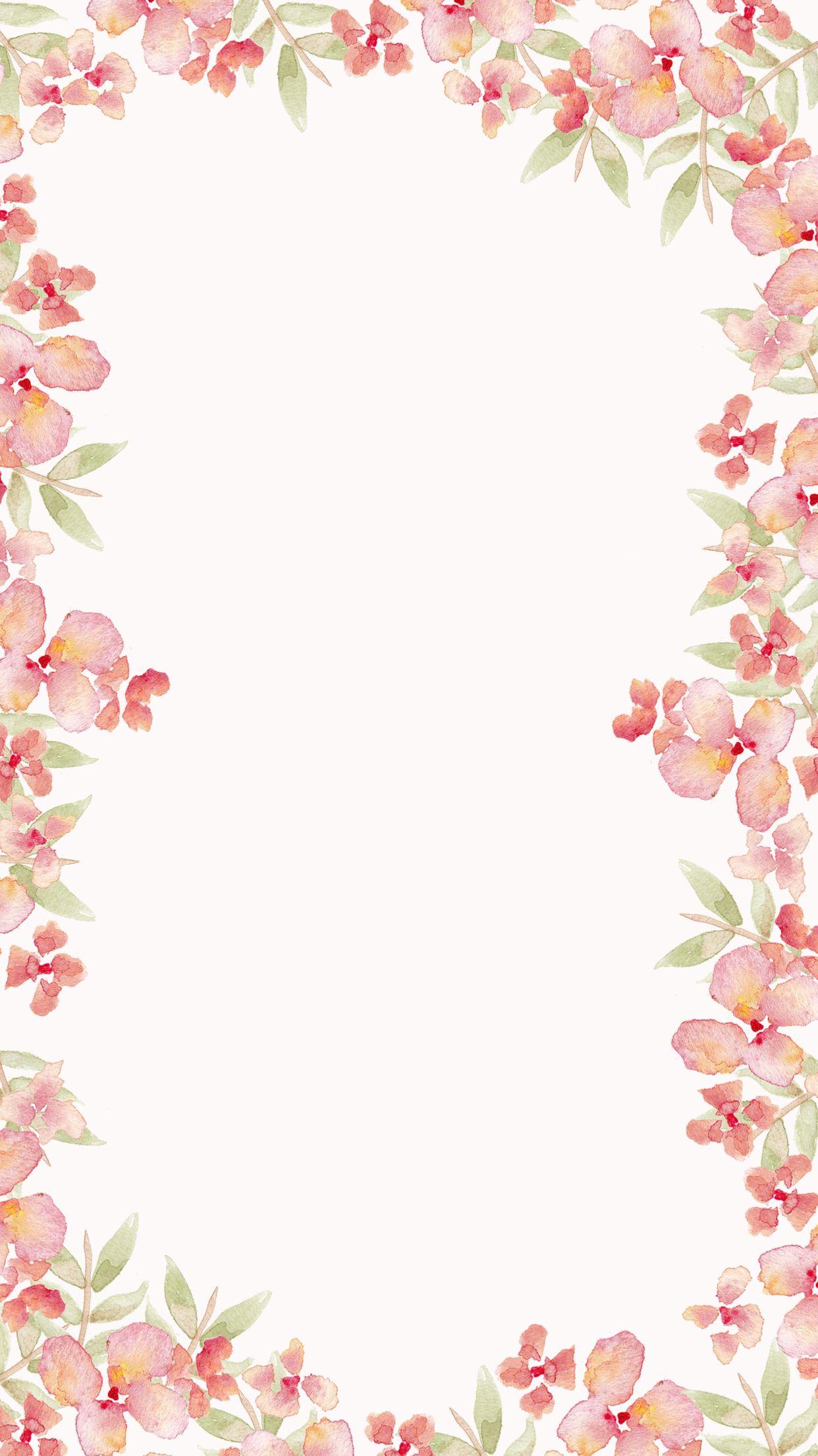 Free February 2017 Desktop And Phone Background Flower Desktop