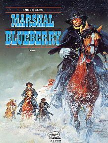 Good Old West: Comics: Blueberry