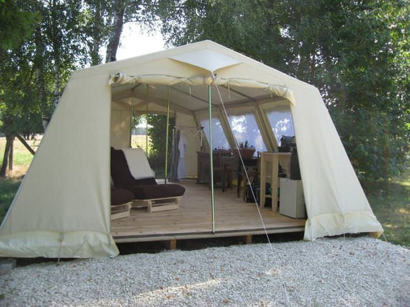 Mess III - Classic Tents - Canvas tents - CanvasC& : canvas kitchen tent - memphite.com