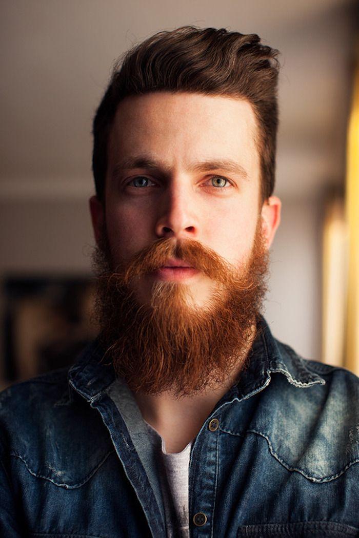 1001 + Ideen für Hipster Bart und coole Looks von Männern