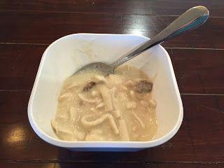 4 Little Byerlys: Homemade Chicken & Noodles