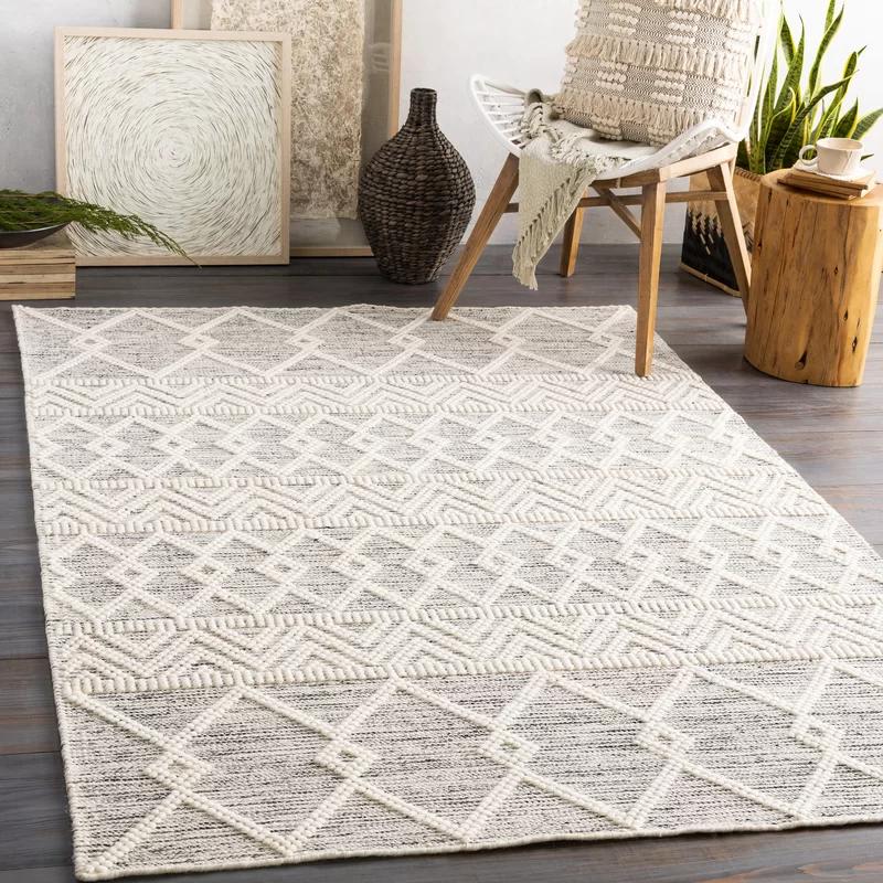 Bynes Oriental Handmade Flatweave Wool Cream Gray Area Rug In 2021 Area Room Rugs Living Room Area Rugs Rugs In Living Room