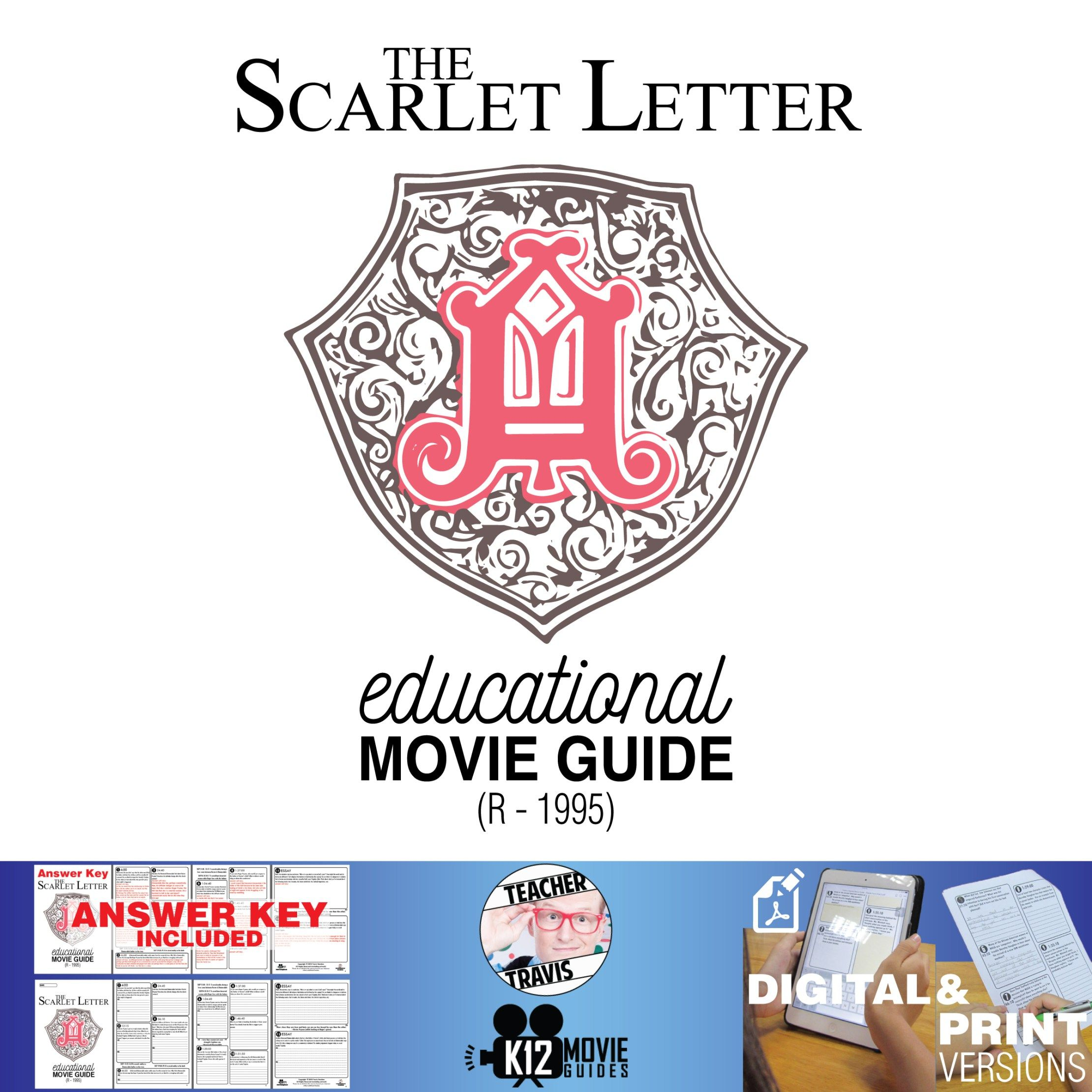The Scarlet Letter Movie Guide