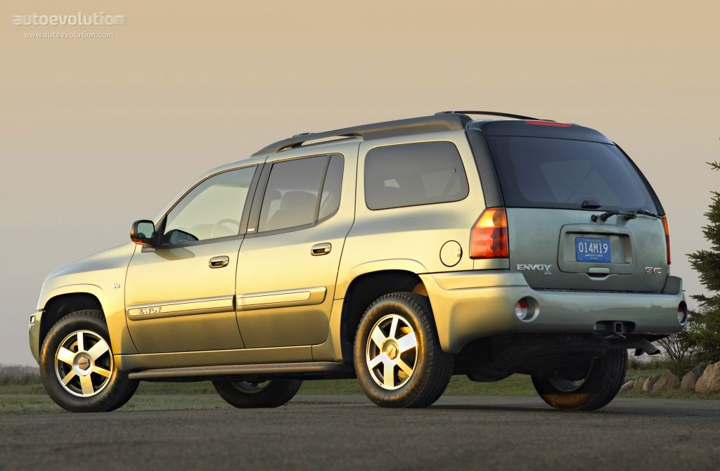 Gmc Envoy Xl Gmc Envoy Gmc Big Bertha
