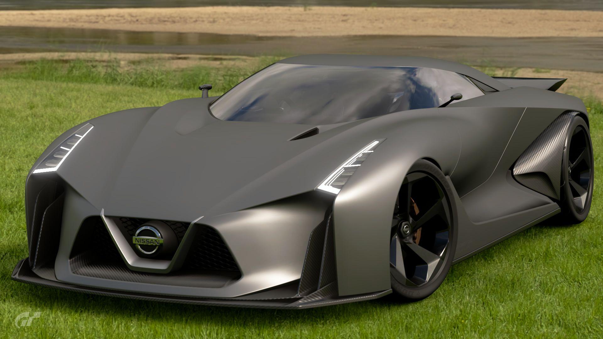 Nissan Concept 2020 Vision Gran Turismo Gran Turismo Wiki Fandom In 2020 Concept Cars Nissan Turismo