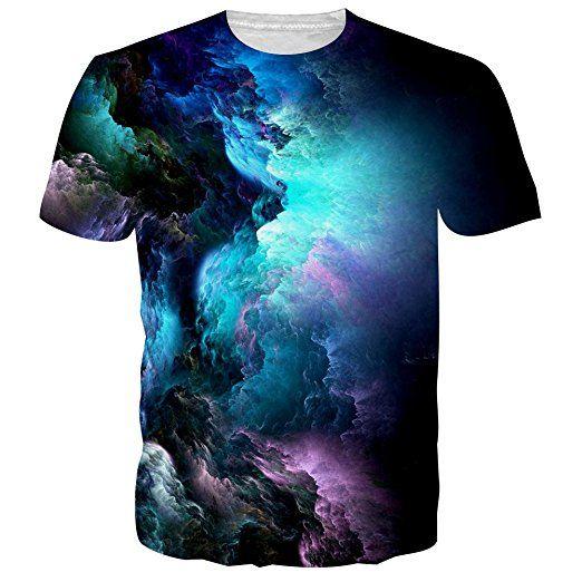 NEWISTAR Unisex 3D Druckten Sommer-Beiläufige Kurze Hülsen-T-Shirts T-Stücke:  - lustiges Sprüche Shirt als Geschenk für Faule mit Humor tshirt sprü…