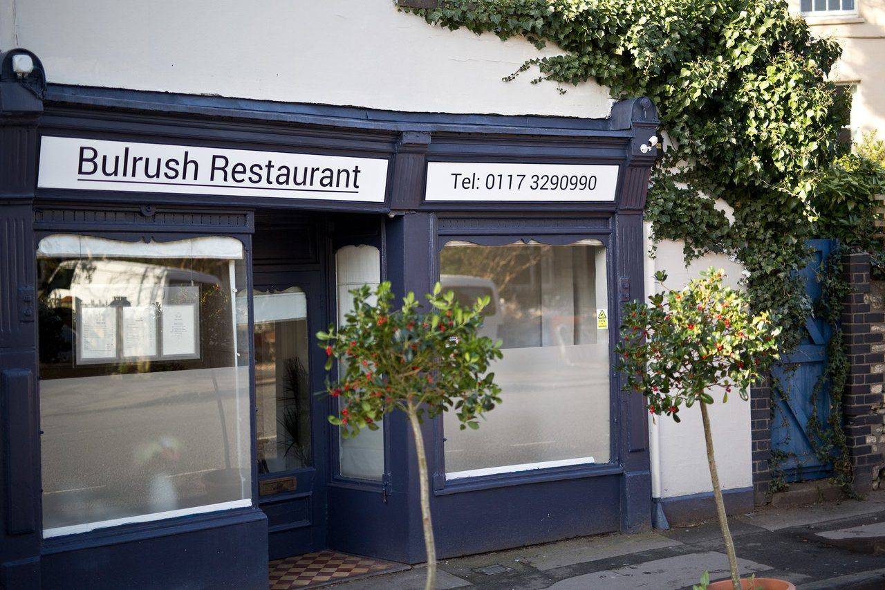 Bulrush restaurant in bristol this site contains booking