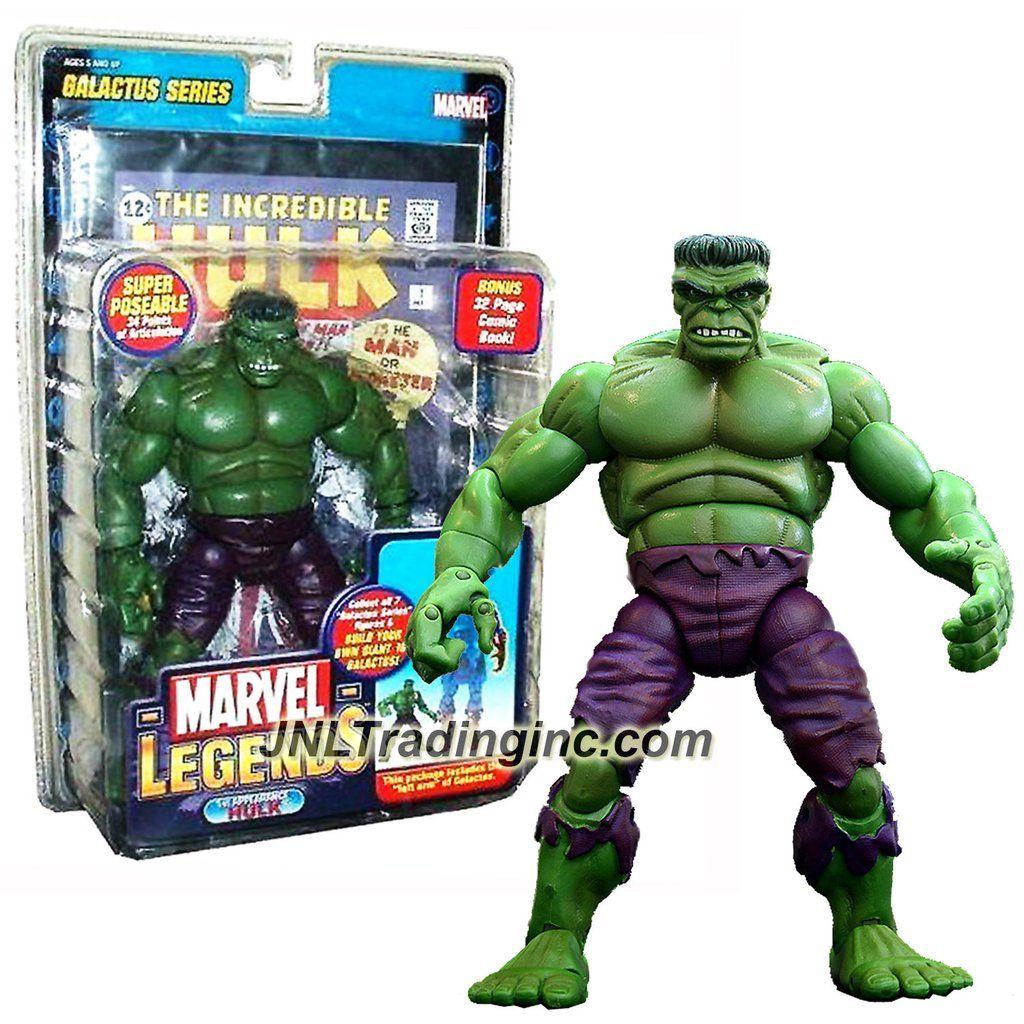 "Marvel Legends 6/"" Comic 80th Anniversary Hulk Classic Retro Bruce Banner New"