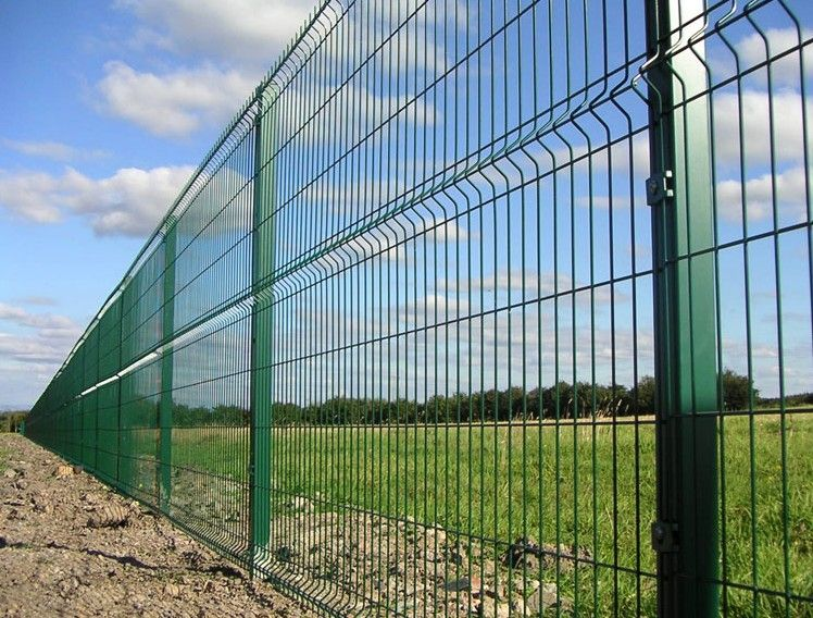 3D wire mesh fence | my like | Pinterest | Wire mesh